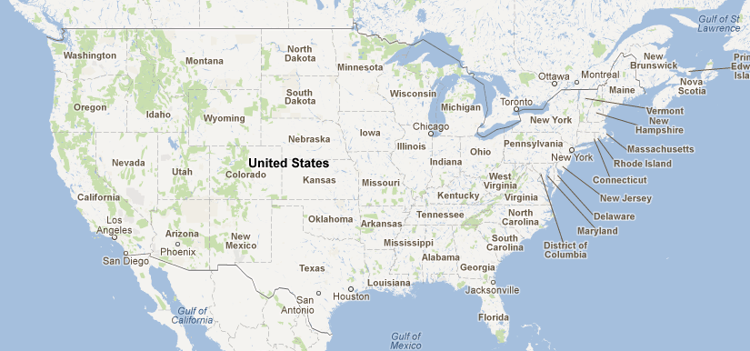 Broxtermans Bugle Teaching With Technology Hi From Ohio USA - Us map indiana ohio