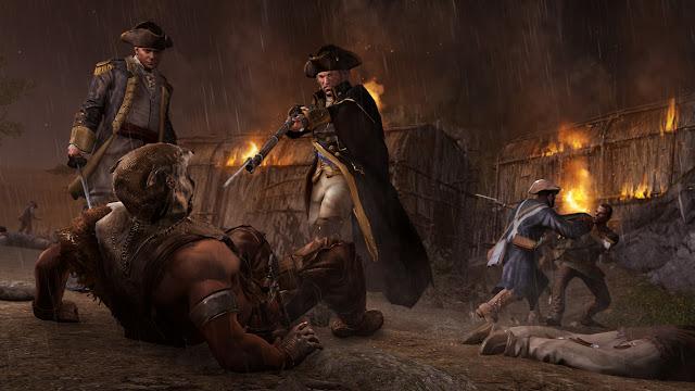 The Tyranny of King Washington The Betrayal DLC Reloaded
