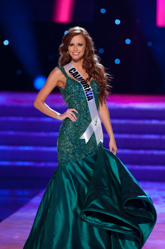 SASHES AND TIARAS.....MISS USA 2011 Preliminaries Evening Gowns: Not ...