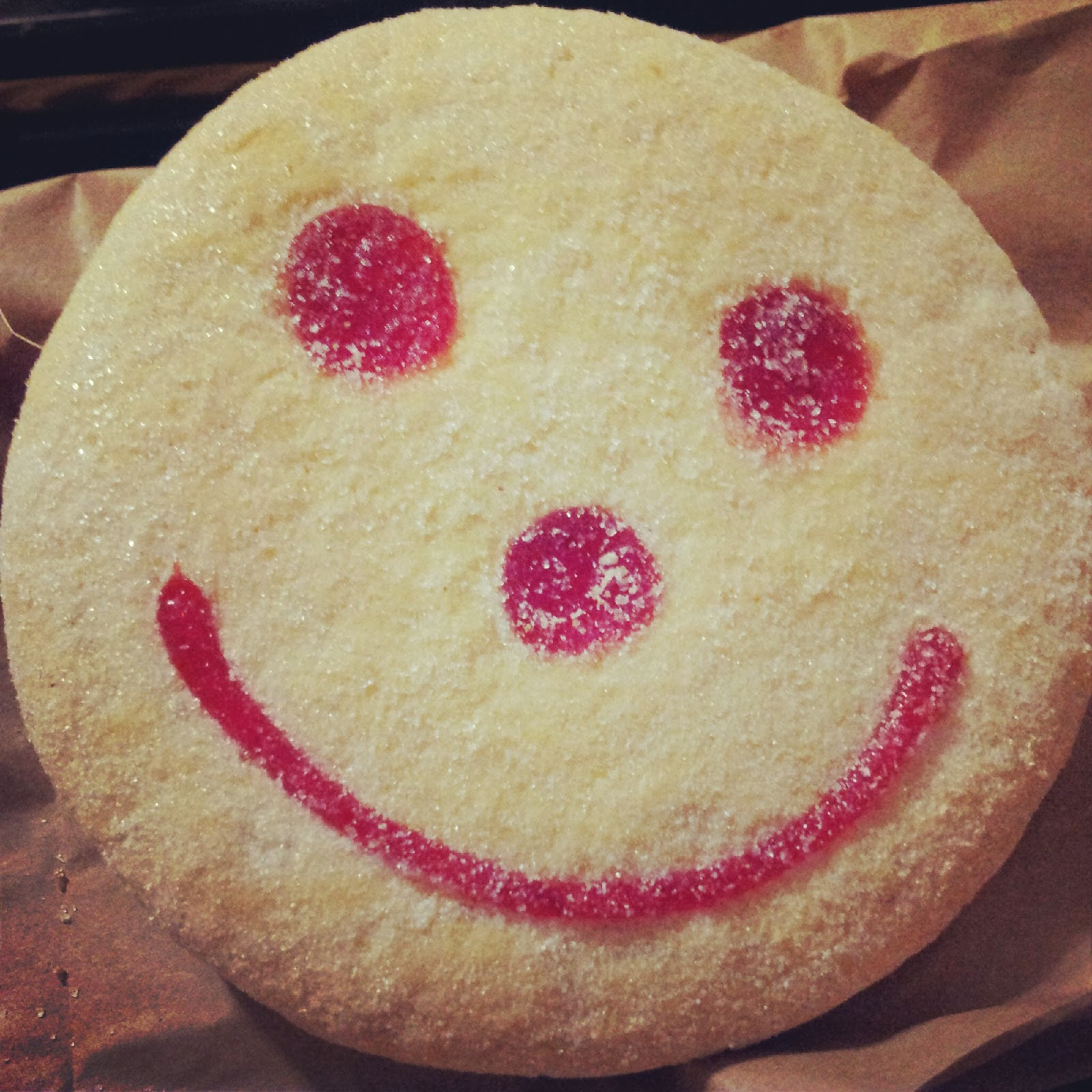 cookie smile