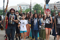 PHOTOS! Apache Stronghold Marches on Capitol: Save Oak Flat