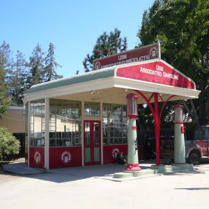 Associated Oil Gas Station