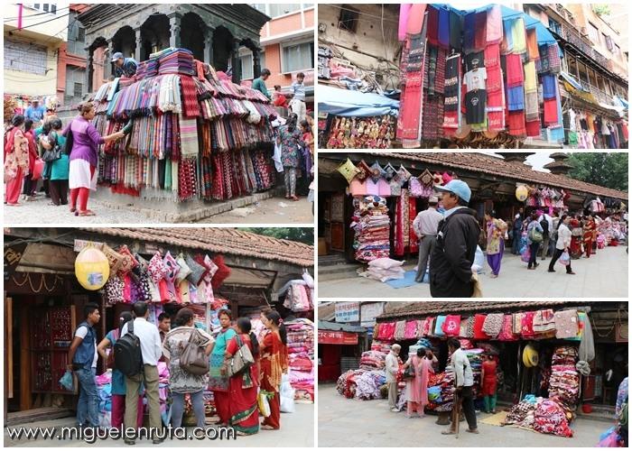 Local-Market-Katmandu-Durbar