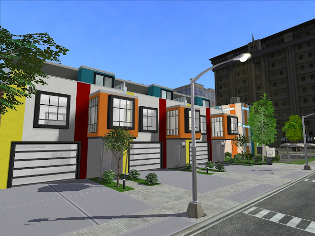 Small row house joy studio design gallery best design for Row house designs small lots
