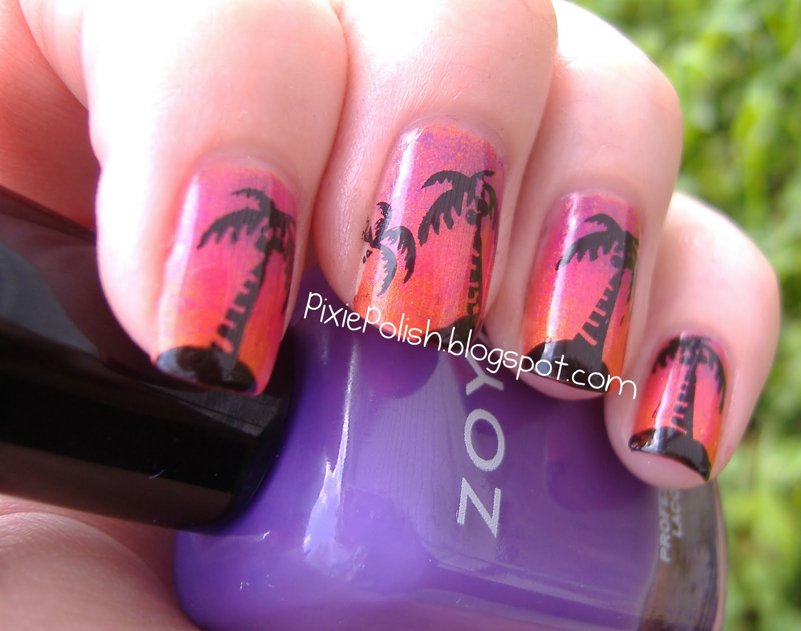 Nail Art Designs Hawaii The Best Inspiration For Design And Color