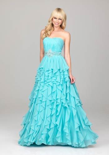 Vestidos Moda Fiesta 2014
