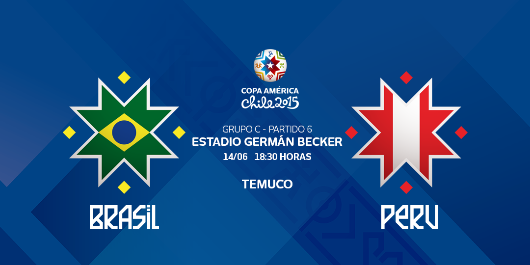 BRASIL VS PERU - COPA AMERICA