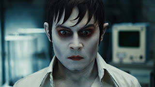 Johhny Depp Vampire Make Up Dark Shadows Movie HD Wallpaper
