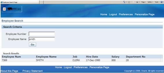 1) Create a new region under pageLayout of type defaultSingleColumn.