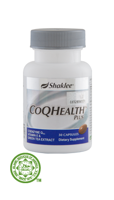 CoQ health Plus Shaklee