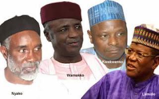 PDP Disciplinary Panel My Foot! Rebel Govs, New PDP Scorns Dikko's Committee