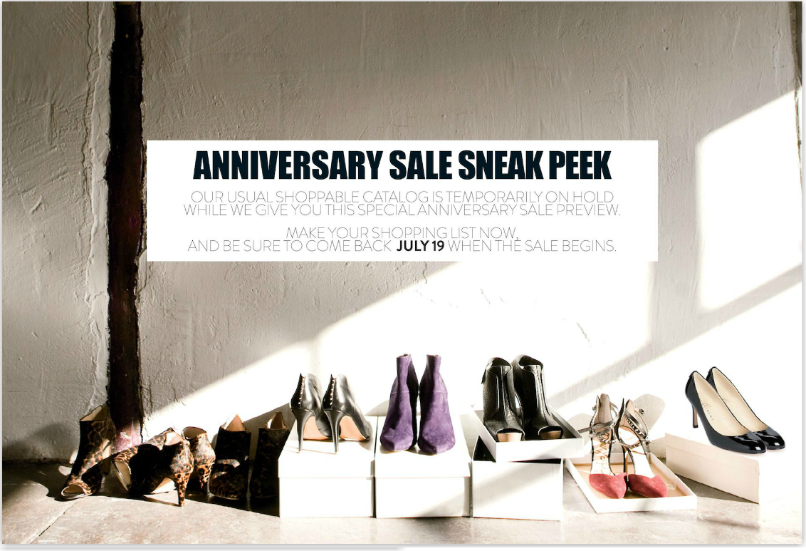 ... full 92 page nordstrom anniversary sale catalog woohoo happy shopping