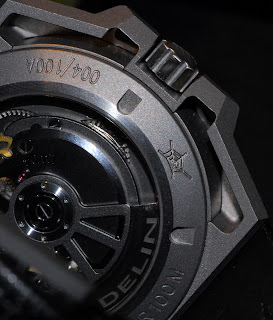 Photo Montre Linde Werdelin SpidoLite II