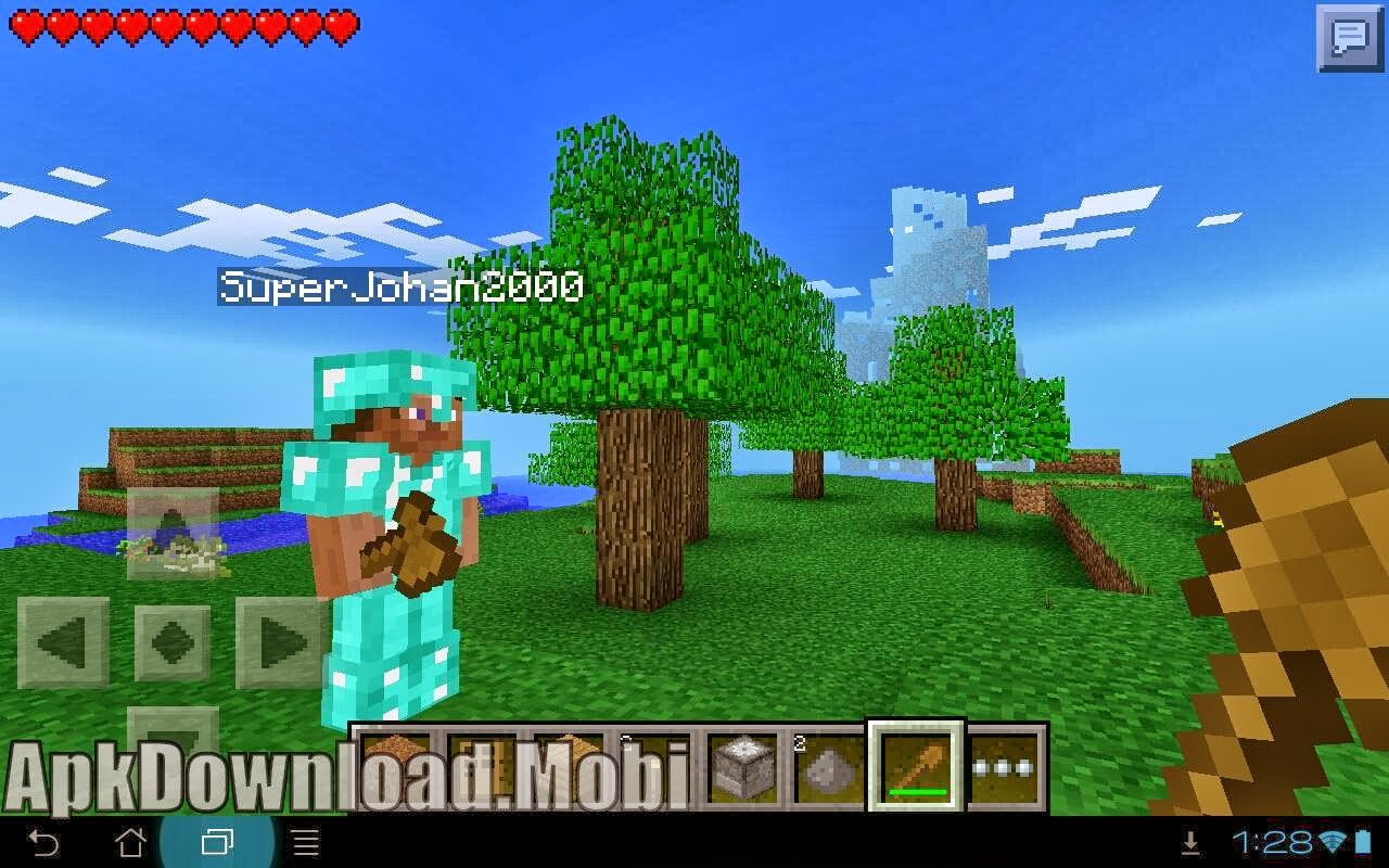 Minecraft 0.12 0 Build 1