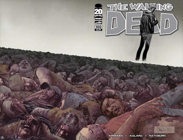 walking dead 100