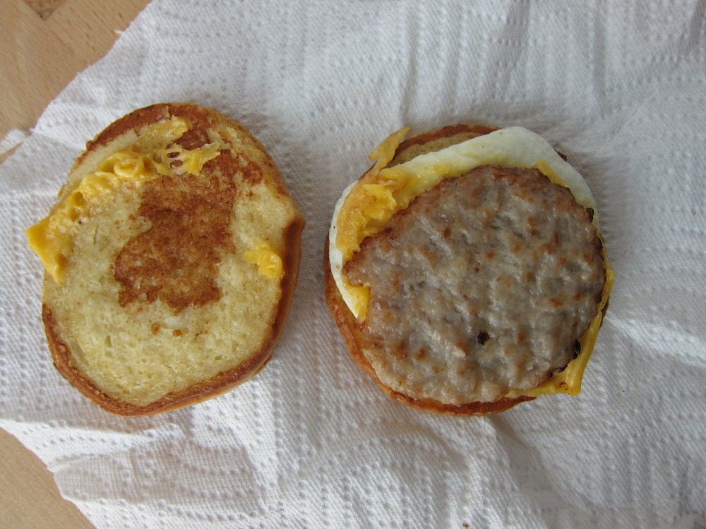 ... Friday: IHOP at Home - French Toast Breakfast Sandwich | Brand Eating