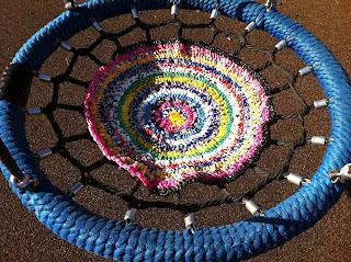 Plastig Bags Crochet