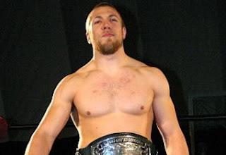 Brian Danielson Daniel Bryan NXT ROH Rookie Book
