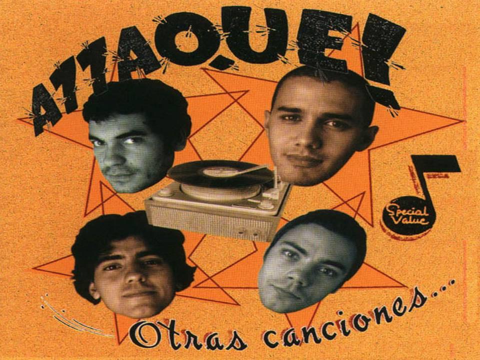 Otras Canciones Álbum De Attaque 77