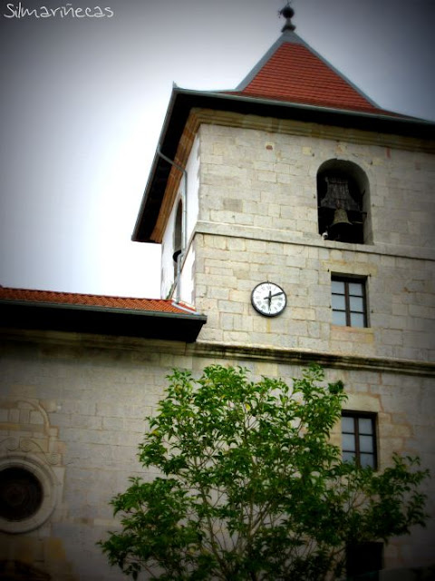 Monasterio de San Salvador - Urdax - Navarra