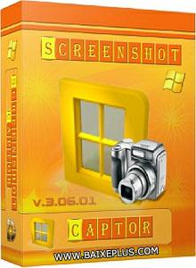 Screenshot Captor 3.06.01 Grátis