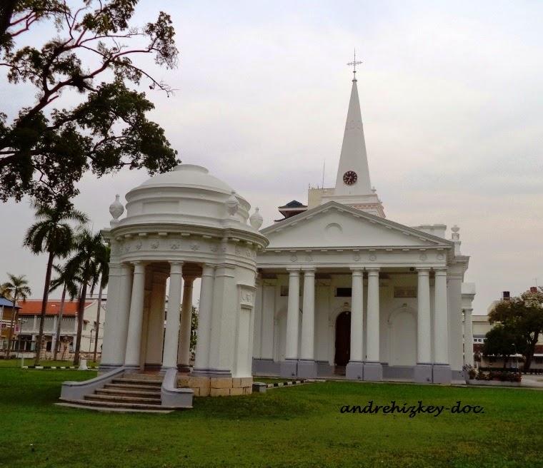 St. George's Church Pulau Pinang