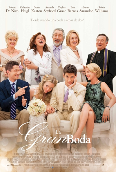 The Big Wedding (La gran boda) (2013)