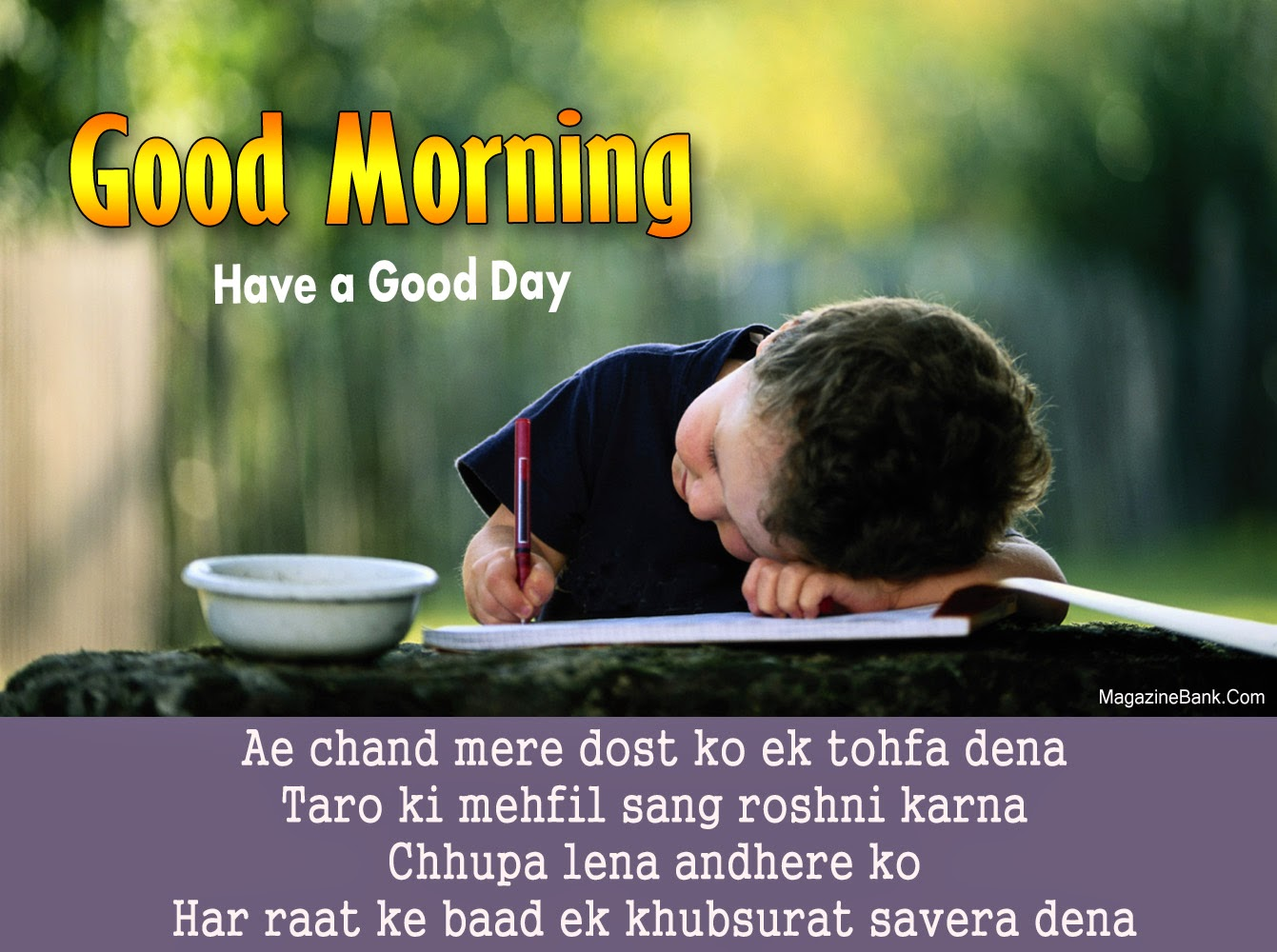 Good Morning Quotes For Friends In Hindi Traffic Club