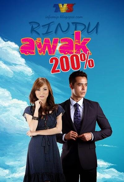 Episod 22 Rindu Awak 200%