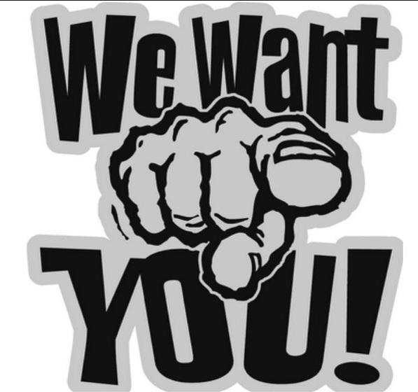 Willst du mitmachen? Sei ein Schiedsrichter, Trainer, Jugendcardleiter, ,....