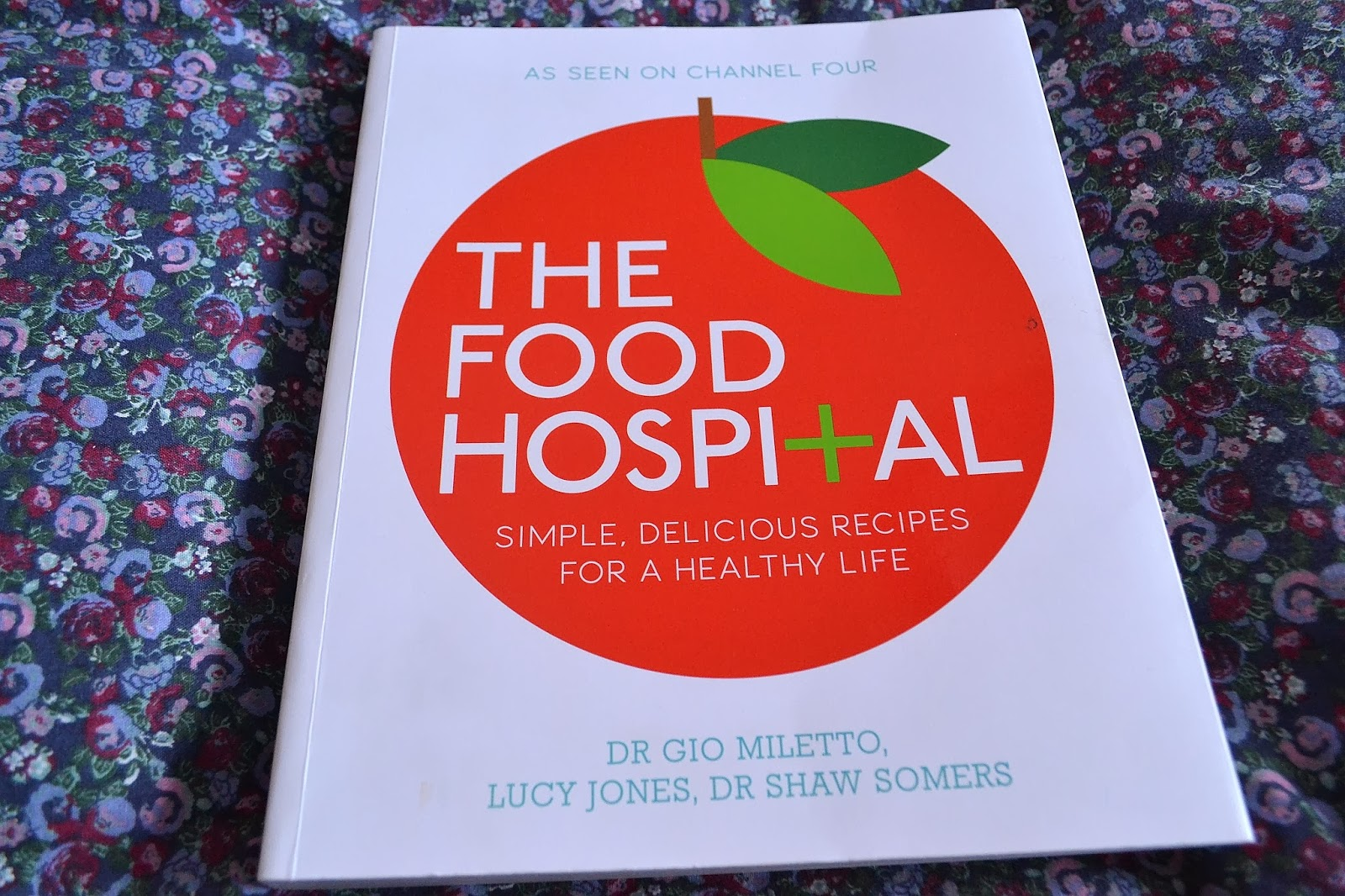 The food hospital what naomi wrote i never watched the tv programme of the food hospital on channel 4 but i love to flick through the book every now and again theres something therapeutic forumfinder Image collections