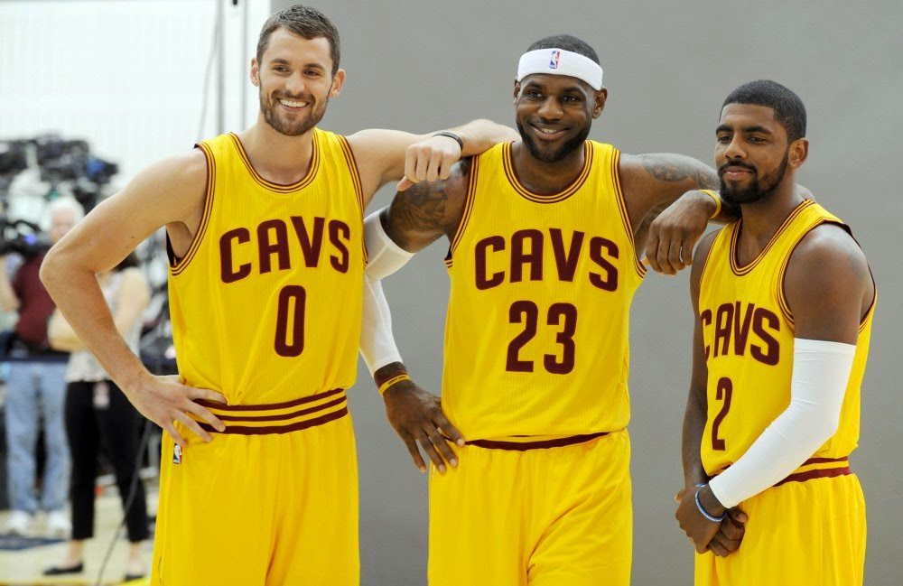 3f52a85f4960 ... Cavaliers 89-83 on Christmas day 2015 and in one of the most  anticipated matchups of the NBA year....LeBron James scores 25 points but  Irving and Love ...