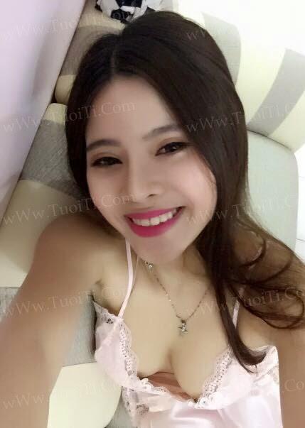 Ảnh gái xinh Ngọc Ruby điểm 10 hoàn hảo 1