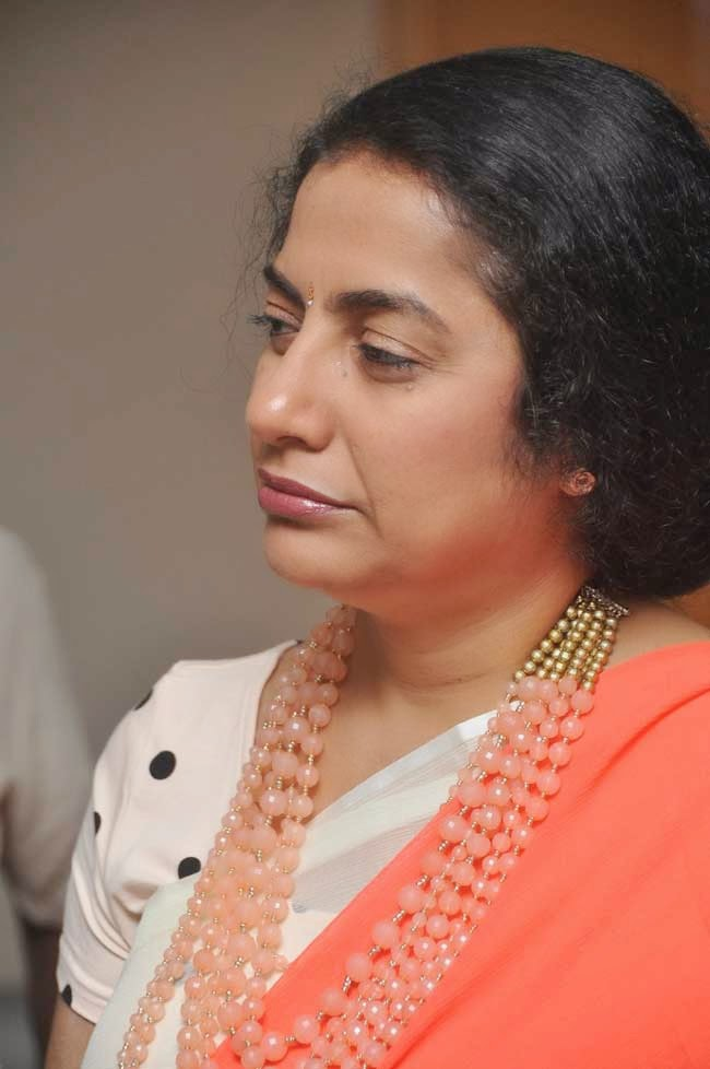 Suhasini Maniratnamin at 'Sachin' Movie Special Show