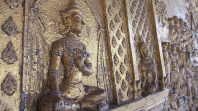 Wat Mai(マイ寺院)(ルアンパバーン)