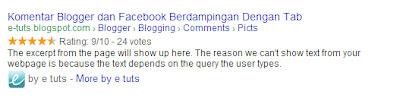 Trik Agar Seluruh Label Breadcrumbs Terindex Google