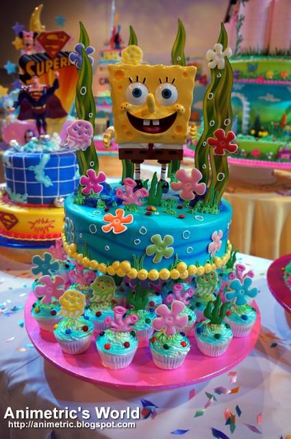 Goldilocks Cake Design For Debut : Goldilocks Cake Deco Expo 4 - Animetric s World