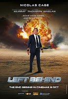 Left Behind nicholas cage movie poster malaysia