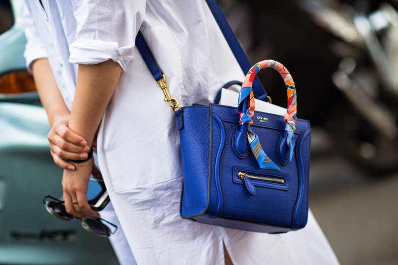 Haute Couture Street Style
