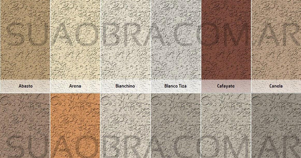 Cat logo de colores tarquini revestimientos pl sticos - Catalogo de colores para paredes ...