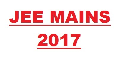 IIT Jee Mains Exam 2017 [ Jee Pattern & Syllabus] Jee Mains Admit Card & Result