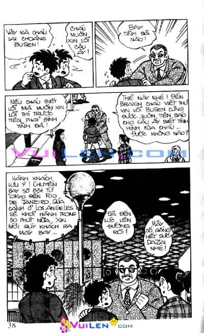 Jindodinho - Đường Dẫn Đến Khung Thành III  Tập 20 page 38 Congtruyen24h