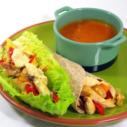 Potluck Chicken Fajita Casserole Recipe — Dishmaps