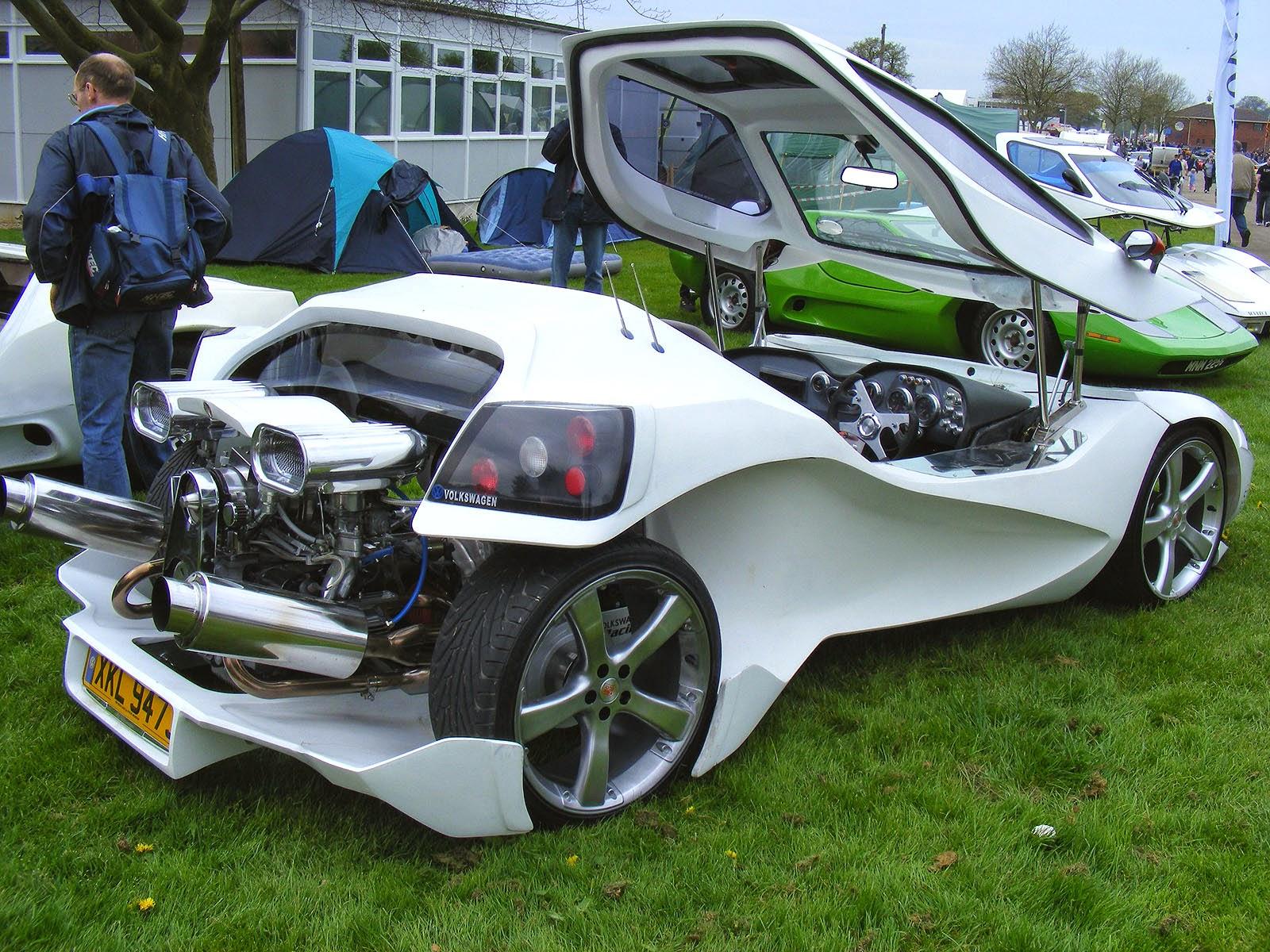 Modified Nova Classic Car Photo Gallery