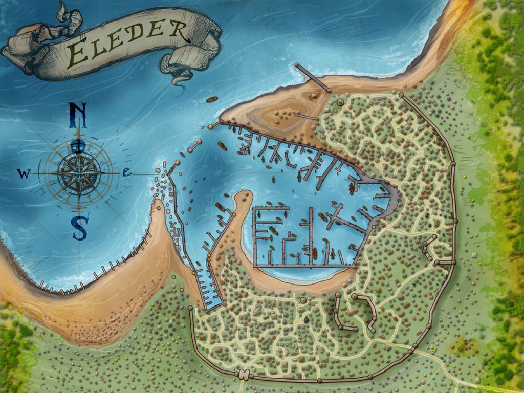 City Map: Eleder