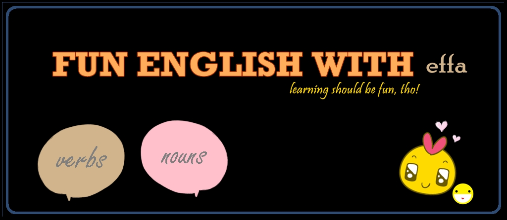 english is F.U.N