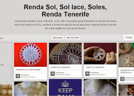 RENDA SOL no Pinterest