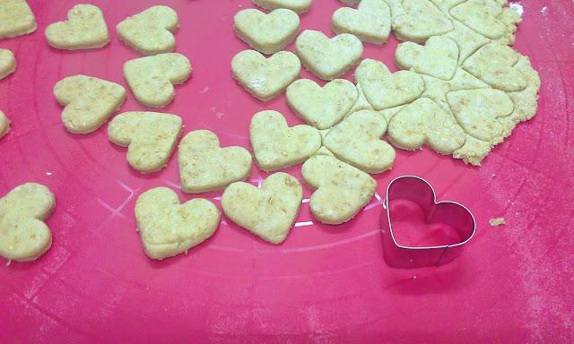 Darlene made these: Homemade Dog Treats