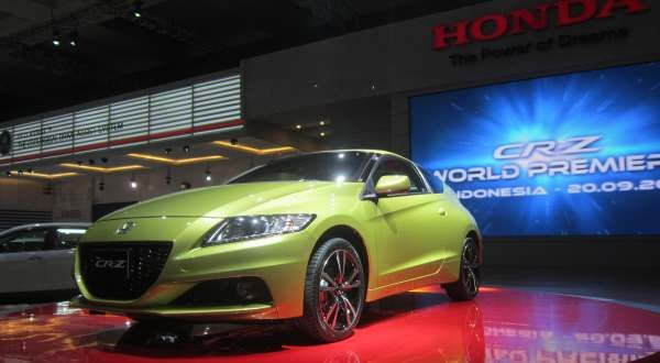 Honda New CR-Z