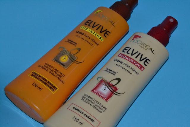 Elvive : Liss intense Y Protección Total 5 !